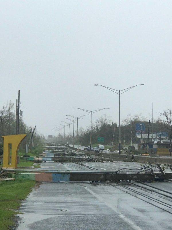 Hurricane Maria Puerto Rico M. Holland Company